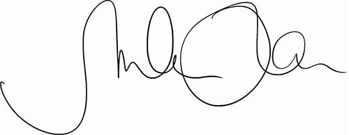 Sie sehen die Unterschrift von Marlene Kern